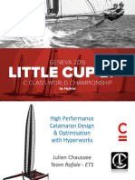 Little Cup - Catamaran