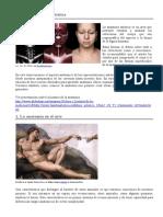 Tema Anatomia Artistica