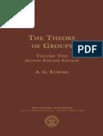 A. G. Kurosh - Theory of Groups, Volume Two-Chelsea Pub. Co. (1960).pdf