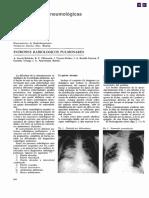 patrones radiológicos pulmonares