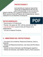Protectorado de José de San Martín