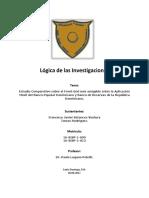 Lógica de Las Investigaciones. Anteproyecto. Trabajo Final (1)