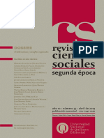 Revista de Ciencias Sociales #035