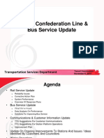 Nov. 6, 2019 transit commission update on LRT and bus issues