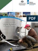 Dairy Australia - Saving Energy on Dairy Farms