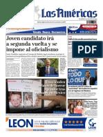 DIARIO LAS AMÉRICAS Edición digital del miércoles 6 de noviembre de 2019