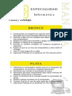 Especialidad INFORMÁTICA, Scouts venezuela