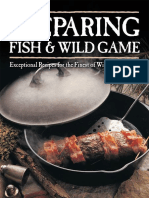 Preparing Fish & Wild Game - Exceptional Recipes for the Finest of Wild Game Feasts.epub