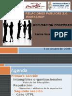 Reputación Corporativa. Caso UTPL