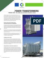 MEDIUM POWER TRANSFORMERS