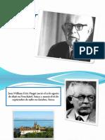 Jean Piaget Diapositiva