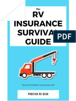 The RV Insurance Survival Guide