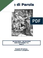 Sete di Parola - XXIX Settimana T.O. - C.doc