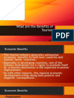 What Are the Benefits of Tourism