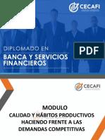 Modulo 7 Diplomado Banca y Servicios Cecafi Ppt