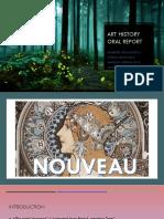 Nouveau, Fauvism, Expressionism