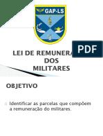 LEI DE REMUNERAÇÃO - CCCE2019