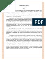 Analisis de La Pelicula PASANTE de MODA