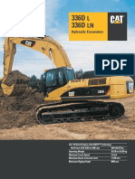 CAT 336DL Manual.pdf