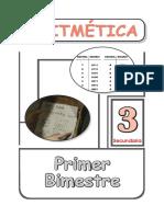 1 Aritmética 1 6 3 Sec PDF