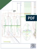 Plano de Esferas Petroport-Vista de Planta de Esferas