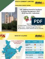 RDCW - CII National Award 2015