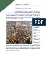 Historia de La Republica Oriental Del Uruguay