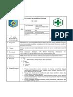 SOP ALUR PASIEN RAWAT INAP ISOLASI (TB PARU ).docx