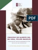 Proceso de Muerte Felipe Angeles