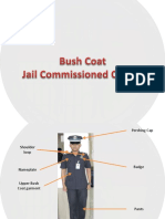 Standard Uniform of Bjmp