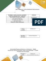 Examenfinal Informepsicologico Grupo 403008 39