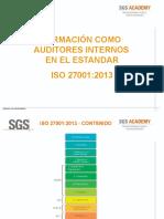 Diapistivas Auditor Interno ISO 27001