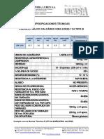 Especificaciones Tecnicas Ladrillo KING KONG 11H - TIPO III.pdf