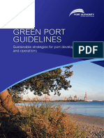 Green port guidelines