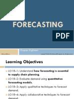 Chap018 Forecasting 2019