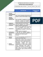 Plan de Negocio Ciberctec 2018