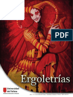 Revista Ergolatrias 2014