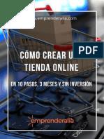 Guia Tienda Online
