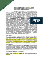 Minuta Edital Pregao 08-2010 Toldo e Persiana Campus Pirapora 03-11-10