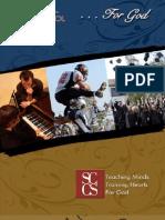 High School Brochure