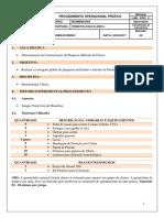 POP 11 -Contagem de Plaquetas - Mtodo de Fonio