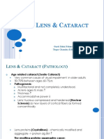 Lens & Cataract GZF & TGR