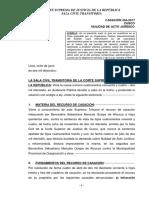 Casación 454 2017 Cusco Legis.pe