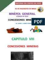 Minería general
