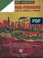 1946 Codovilla Batir Al Naziperonismo