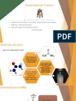 Quimica de La Urea