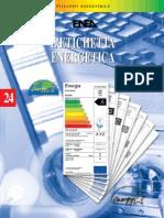 L'Etichetta Energetica (ENEA)