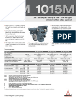 Deutzbfm1015 Specifications