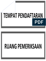 Nama Ruangan 1