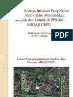 Evaluasi Kinerja Instalasi Pengolahan Air Limbah dalam Memisahkan.pptx